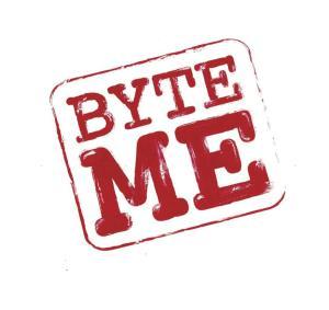 Byte Me Final Logo